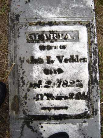 VEDDER, MARIA - Schenectady County, New York | MARIA VEDDER - New York Gravestone Photos