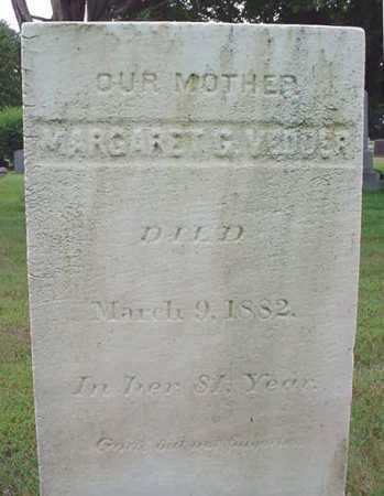VEDDER, MARGARET G - Schenectady County, New York | MARGARET G VEDDER - New York Gravestone Photos