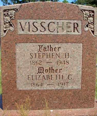 VISSCHER, STEPHEN H - Schenectady County, New York | STEPHEN H VISSCHER - New York Gravestone Photos