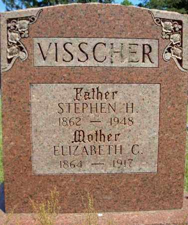 VISSCHER, ELIZABETH C - Schenectady County, New York | ELIZABETH C VISSCHER - New York Gravestone Photos