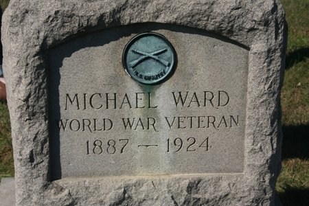 WARD, MICHAEL - Schenectady County, New York | MICHAEL WARD - New York Gravestone Photos