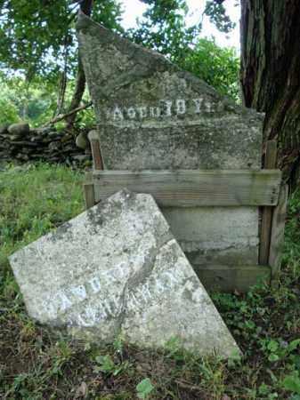 WEATHERWAX, ANDREW - Schenectady County, New York   ANDREW WEATHERWAX - New York Gravestone Photos