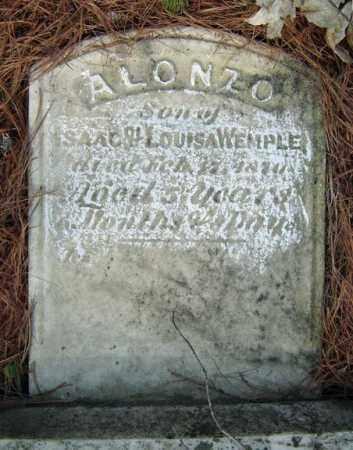 WEMPLE, ALONZO - Schenectady County, New York   ALONZO WEMPLE - New York Gravestone Photos