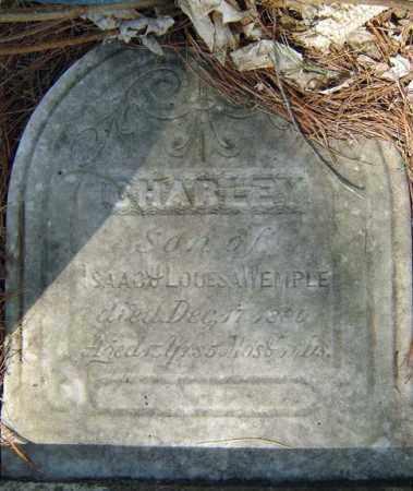 WEMPLE, CHARLEY - Schenectady County, New York | CHARLEY WEMPLE - New York Gravestone Photos