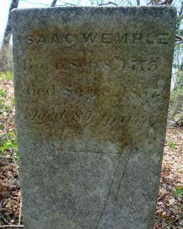 WEMPLE, ISAAC - Schenectady County, New York | ISAAC WEMPLE - New York Gravestone Photos