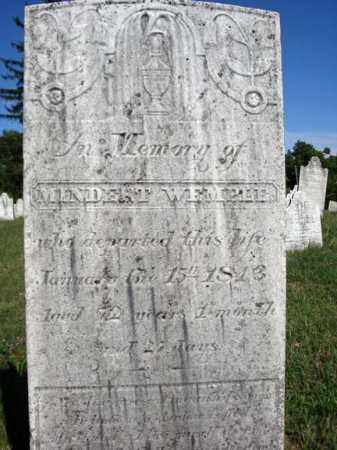 WEMPLE, MINDERT - Schenectady County, New York | MINDERT WEMPLE - New York Gravestone Photos