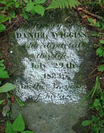 WIGGINS, DANIEL - Schenectady County, New York | DANIEL WIGGINS - New York Gravestone Photos
