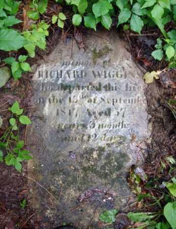 WIGGINS, RICHARD - Schenectady County, New York   RICHARD WIGGINS - New York Gravestone Photos