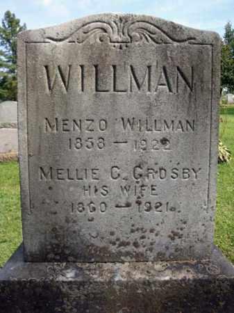 WILLMAN, MELLIE C - Schenectady County, New York | MELLIE C WILLMAN - New York Gravestone Photos