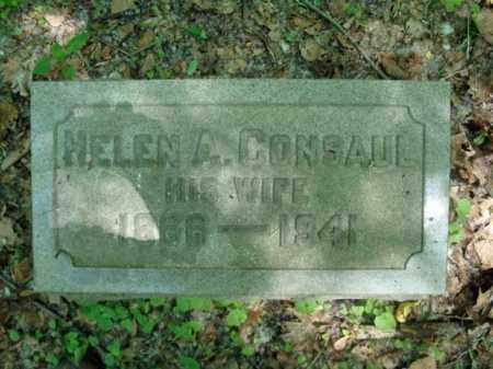 CONSAUL WINNE, HELEN A - Schenectady County, New York | HELEN A CONSAUL WINNE - New York Gravestone Photos