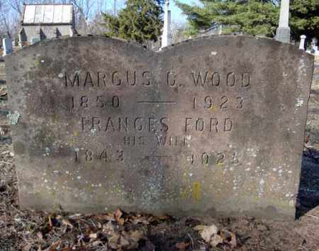 FORD, FRANCES - Schenectady County, New York | FRANCES FORD - New York Gravestone Photos