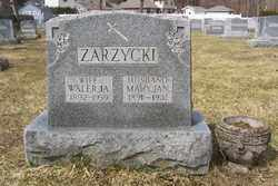 ZARZYCKI, MARYJAN  (MARION) - Schenectady County, New York | MARYJAN  (MARION) ZARZYCKI - New York Gravestone Photos
