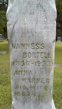 BORTELL, VANNESS - Schoharie County, New York | VANNESS BORTELL - New York Gravestone Photos