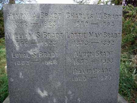 BRADT, DAVID - Schoharie County, New York | DAVID BRADT - New York Gravestone Photos