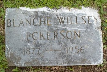 ECKERSON, BLANCHE - Schoharie County, New York   BLANCHE ECKERSON - New York Gravestone Photos