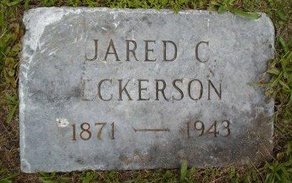 ECKERSON, JARED C - Schoharie County, New York   JARED C ECKERSON - New York Gravestone Photos