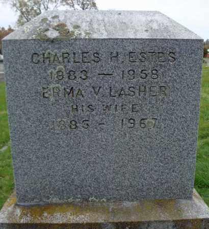ESTES, CHARLES H - Schoharie County, New York | CHARLES H ESTES - New York Gravestone Photos