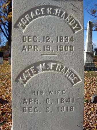 HANDY, KATE M - Schoharie County, New York | KATE M HANDY - New York Gravestone Photos