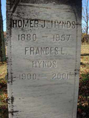 HYNDS, FRANCES L - Schoharie County, New York | FRANCES L HYNDS - New York Gravestone Photos