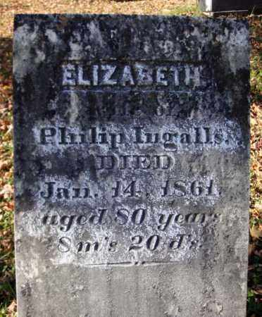INGALLS, ELIZABETH - Schoharie County, New York | ELIZABETH INGALLS - New York Gravestone Photos