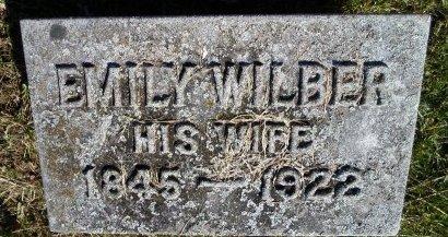 WILBER, EMILY - Schoharie County, New York | EMILY WILBER - New York Gravestone Photos