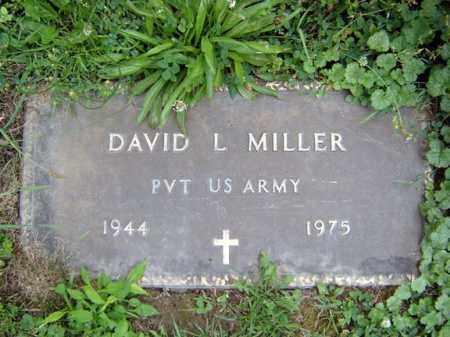 MILLER, DAVID L - Schoharie County, New York | DAVID L MILLER - New York Gravestone Photos