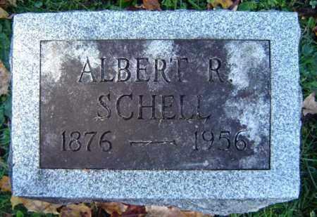 SCHELL, ALBERT R - Schoharie County, New York | ALBERT R SCHELL - New York Gravestone Photos
