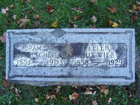 SCHELL, ELLEN - Schoharie County, New York | ELLEN SCHELL - New York Gravestone Photos