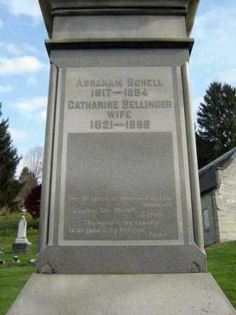 SCHELL, ABRAHAM - Schoharie County, New York | ABRAHAM SCHELL - New York Gravestone Photos