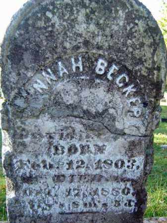 SCHELL, HANNAH - Schoharie County, New York | HANNAH SCHELL - New York Gravestone Photos