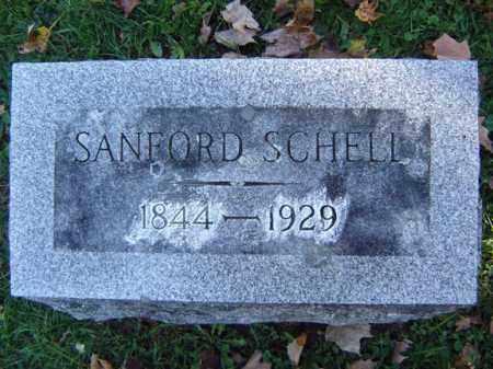 SCHELL, SANFORD - Schoharie County, New York | SANFORD SCHELL - New York Gravestone Photos