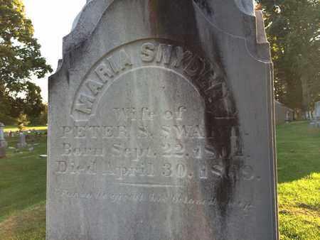 SNYDER, MARIA - Schoharie County, New York | MARIA SNYDER - New York Gravestone Photos