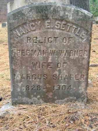 WARNER, NANCY E - Schoharie County, New York | NANCY E WARNER - New York Gravestone Photos