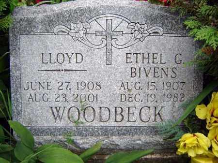 WOODBECK, ETHEL G - Schoharie County, New York | ETHEL G WOODBECK - New York Gravestone Photos