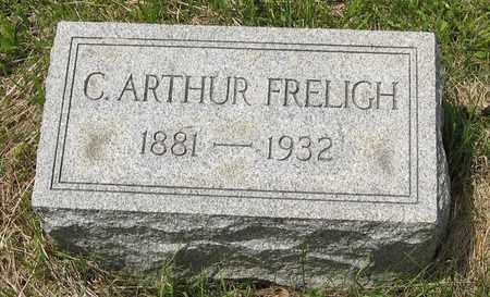 FRELIGH, C. ARTHUR - Seneca County, New York | C. ARTHUR FRELIGH - New York Gravestone Photos