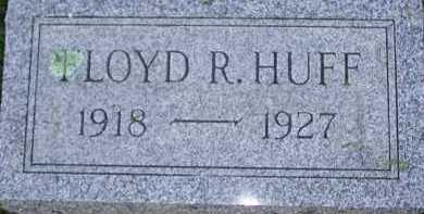 HUFF, FLOYD R. - Seneca County, New York | FLOYD R. HUFF - New York Gravestone Photos