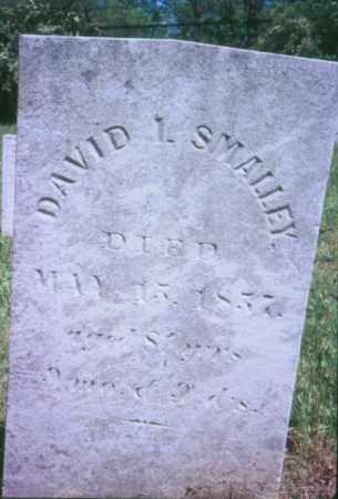 SMALLEY, DAVID I. - Seneca County, New York   DAVID I. SMALLEY - New York Gravestone Photos