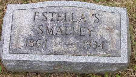SMALLEY, ESTELLA - Seneca County, New York | ESTELLA SMALLEY - New York Gravestone Photos