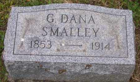 SMALLEY, G. DANA - Seneca County, New York | G. DANA SMALLEY - New York Gravestone Photos