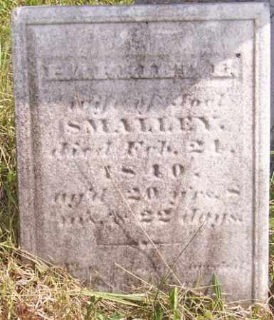 SMALLEY, HARRIET E. - Seneca County, New York | HARRIET E. SMALLEY - New York Gravestone Photos