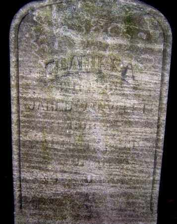 VAN VLEET, CLARISSA - Seneca County, New York | CLARISSA VAN VLEET - New York Gravestone Photos