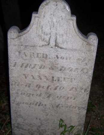 VAN VLEET, JARED - Seneca County, New York   JARED VAN VLEET - New York Gravestone Photos