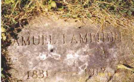 LAMPHIER, SAMUEL - Steuben County, New York | SAMUEL LAMPHIER - New York Gravestone Photos