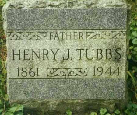 TUBBS, HENRY J. - Steuben County, New York   HENRY J. TUBBS - New York Gravestone Photos