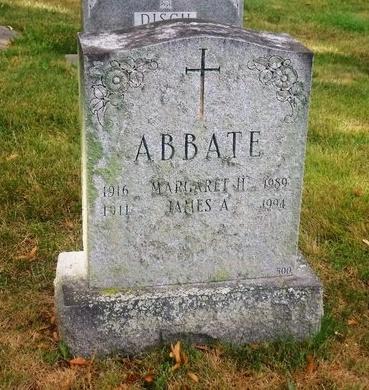ABBATE, MARGARET H - Suffolk County, New York | MARGARET H ABBATE - New York Gravestone Photos