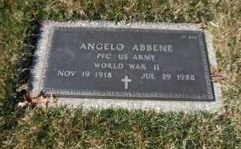 ABBENE, ANGELO - Suffolk County, New York | ANGELO ABBENE - New York Gravestone Photos
