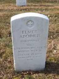 ABODILIS (WWII), ELMER - Suffolk County, New York | ELMER ABODILIS (WWII) - New York Gravestone Photos