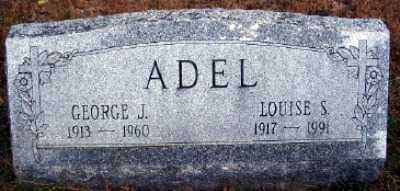 ADEL, LOUISE S - Suffolk County, New York | LOUISE S ADEL - New York Gravestone Photos