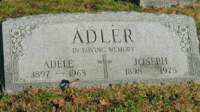 ADLER, ADELE - Suffolk County, New York | ADELE ADLER - New York Gravestone Photos