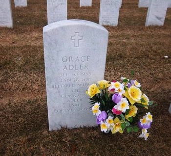 ADLER, GRACE - Suffolk County, New York | GRACE ADLER - New York Gravestone Photos